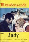Cover for Lady (Serieforlaget / Se-Bladene / Stabenfeldt, 1964 series) #19/1964