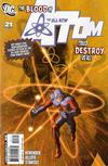 Cover for The All New Atom (DC, 2006 series) #21