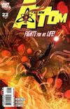 Cover for The All New Atom (DC, 2006 series) #22