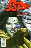Cover for The All New Atom (DC, 2006 series) #24
