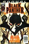 Cover for Black Panther Annual (Marvel, 2008 series) #1