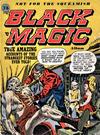 Cover for Black Magic Album (Arnold Book Company, 1954 series) #1