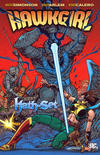 Cover for Hawkgirl: Hath-Set (DC, 2008 series) #[nn]
