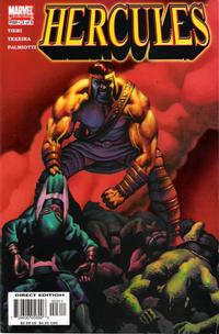 Cover Thumbnail for Hercules (Marvel, 2005 series) #3