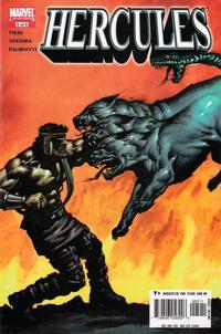 Cover Thumbnail for Hercules (Marvel, 2005 series) #5