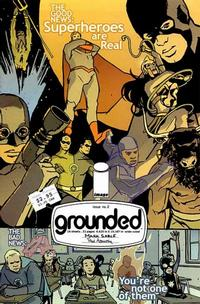 Cover Thumbnail for Grounded (Image, 2005 series) #2