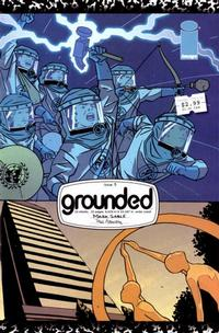 Cover Thumbnail for Grounded (Image, 2005 series) #5