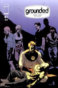 Cover Thumbnail for Grounded (Image, 2005 series) #6