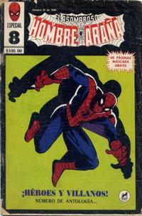 Cover Thumbnail for El Asombroso Hombre Araña Especial (Novedades, 1984 series) #8