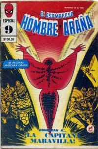 Cover Thumbnail for El Asombroso Hombre Araña Especial (Novedades, 1984 series) #9