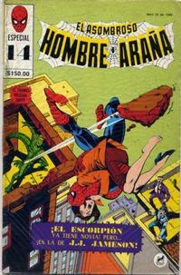 Cover Thumbnail for El Asombroso Hombre Araña Especial (Novedades, 1984 series) #14