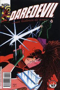 Cover Thumbnail for Daredevil (Planeta DeAgostini, 1989 series) #6