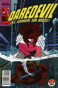Cover Thumbnail for Daredevil (Planeta DeAgostini, 1989 series) #7
