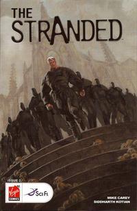 Cover Thumbnail for The Stranded (Virgin, 2007 series) #2