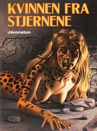 Cover Thumbnail for Kvinnen fra stjernene (Semic, 1983 series)