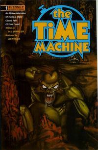 Cover Thumbnail for The Time Machine (Malibu, 1990 series) #1