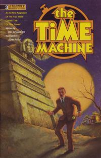 Cover Thumbnail for The Time Machine (Malibu, 1990 series) #3