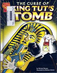 Cover Thumbnail for The Curse of King Tut's Tomb (Capstone Publishers, 2005 series)