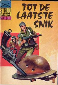 Cover Thumbnail for Strijd Classics (Classics/Williams, 1964 series) #1113