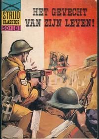 Cover Thumbnail for Strijd Classics (Classics/Williams, 1964 series) #1126