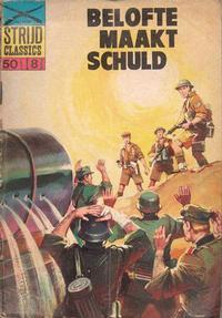 Cover Thumbnail for Strijd Classics (Classics/Williams, 1964 series) #1137