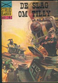 Cover Thumbnail for Strijd Classics (Classics/Williams, 1964 series) #1138