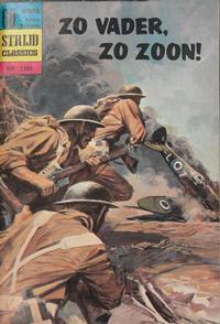 Cover Thumbnail for Strijd Classics (Classics/Williams, 1964 series) #1183