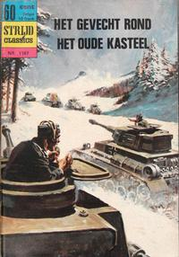 Cover Thumbnail for Strijd Classics (Classics/Williams, 1964 series) #1187