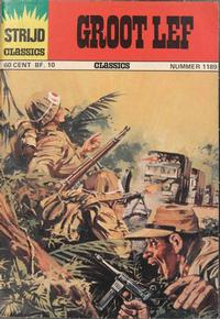 Cover Thumbnail for Strijd Classics (Classics/Williams, 1964 series) #1189