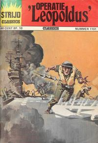 Cover Thumbnail for Strijd Classics (Classics/Williams, 1964 series) #1191