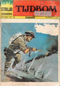 Cover Thumbnail for Strijd Classics (Classics/Williams, 1964 series) #1194