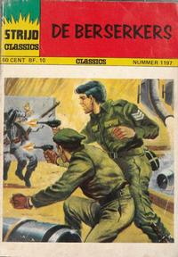 Cover Thumbnail for Strijd Classics (Classics/Williams, 1964 series) #1197