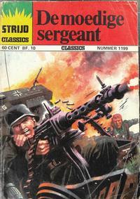 Cover Thumbnail for Strijd Classics (Classics/Williams, 1964 series) #1199