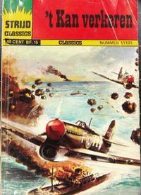 Cover Thumbnail for Strijd Classics (Classics/Williams, 1964 series) #11101