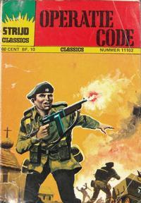Cover Thumbnail for Strijd Classics (Classics/Williams, 1964 series) #11102