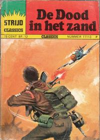 Cover Thumbnail for Strijd Classics (Classics/Williams, 1964 series) #11113