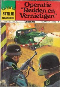 Cover Thumbnail for Strijd Classics (Classics/Williams, 1964 series) #11115