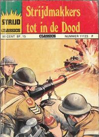 Cover Thumbnail for Strijd Classics (Classics/Williams, 1964 series) #11123