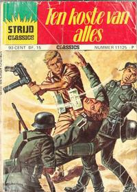 Cover Thumbnail for Strijd Classics (Classics/Williams, 1964 series) #11125