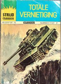 Cover Thumbnail for Strijd Classics (Classics/Williams, 1964 series) #11127