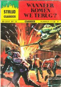 Cover Thumbnail for Strijd Classics (Classics/Williams, 1964 series) #11139