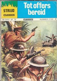 Cover Thumbnail for Strijd Classics (Classics/Williams, 1964 series) #11141