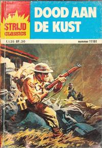 Cover Thumbnail for Strijd Classics (Classics/Williams, 1964 series) #11161