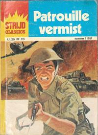 Cover Thumbnail for Strijd Classics (Classics/Williams, 1964 series) #11164