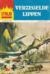 Cover Thumbnail for Strijd (Kontekst, 1980 series) #11175