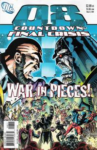 Cover for Countdown (DC, 2007 series) #8
