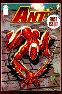 Cover Thumbnail for Ant (Image, 2005 series) #1