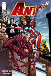 Cover Thumbnail for Ant (Image, 2005 series) #8