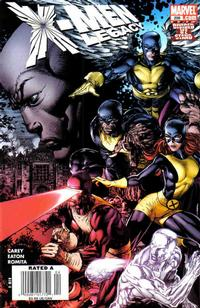 Cover Thumbnail for X-Men: Legacy (Marvel, 2008 series) #208 [Newsstand Edition]
