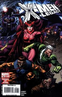 Cover Thumbnail for X-Men: Legacy (Marvel, 2008 series) #209 [Direct Edition]
